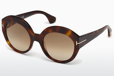 Gafas de visión Tom Ford Rachel (FT0533 53F) - Havanna, Yellow, Blond, Brown