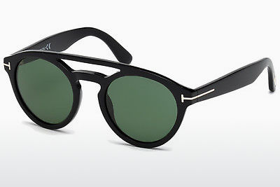 Gafas de visión Tom Ford Clint (FT0537 01N) - Negras, Shiny