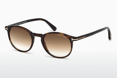 Gafas de visión Tom Ford Andrea (FT0539 52F) - Marrones, Dark, Havana