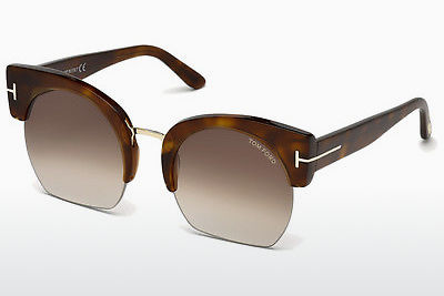 Gafas de visión Tom Ford Savannah (FT0552 53F) - Havanna, Yellow, Blond, Brown