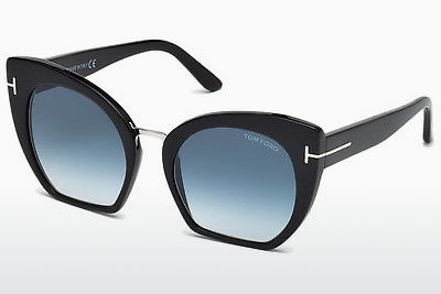 Gafas de visión Tom Ford Samantha (FT0553 01W) - Negras, Shiny