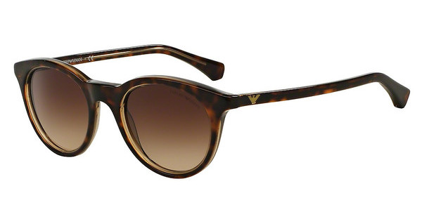 Emporio Armani EA4061 546513 BROWN GRADIENTHAVANA ON BEIGE TRANSP