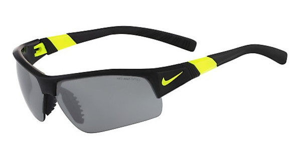 Nike SHOW X2 PRO EV0678 073 BLACK/VOLTAGE WITH GREY W/ SILVER FLASH/OUTDOOR LENS