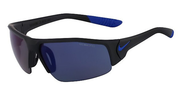 Nike SKYLON ACE XV R EV0859 004 MATTE BLACK/GAME ROYAL WITH GREY W/BLUE NIGHT FLASH LENS