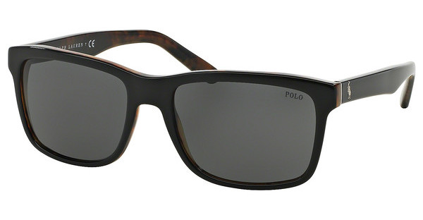 Polo PH4098 526087 GRAYTOP BLACK ON JERRY TORTOISE