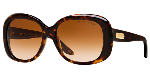 Ralph Lauren RL8087 500313 BROWN GRADIENTDARK HAVANA