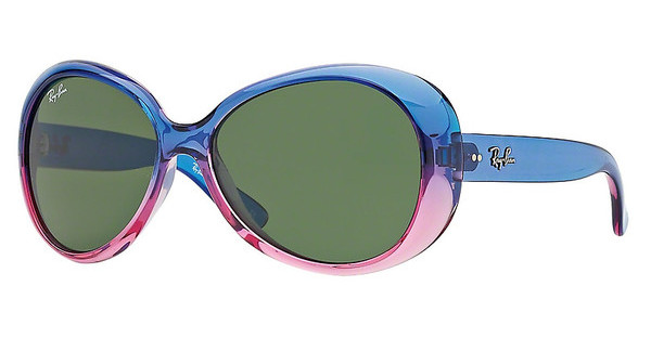 Ray-Ban Junior RJ9048S 175/71 GREENGRADIENT BLUE/PINK