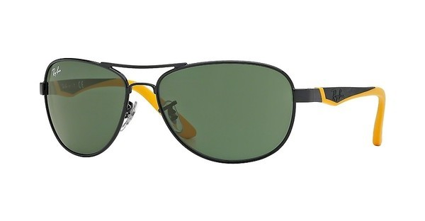 Ray-Ban Junior RJ9534S 220/71 GREENSHINY BLACK