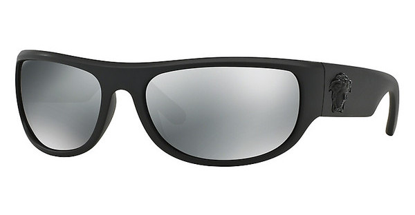 Versace VE4276 50796G GREY MIRROR SILVERMATTE BLACK