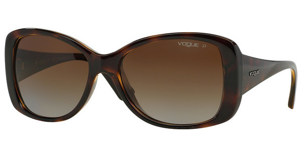 Vogue VO2843S W656T5 POLAR BROWN GRADIENTDARK HAVANA
