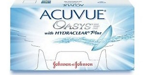 Johnson & Johnson ACUVUE OASYS with HYDRACLEAR Plus PH-6P-REV