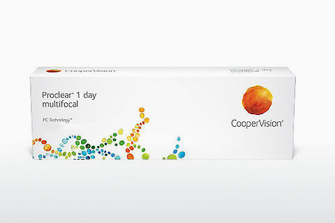 Lentes de contacto Cooper Vision Proclear 1 day multifocal PCLM30