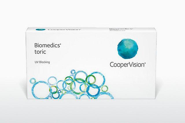 finest selection 634f8 0b3c3 Cooper Vision Biomedics toric BMDT6