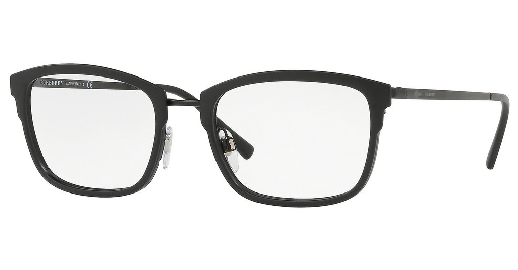 Burberry   BE1319 1007 MATTE BLACK