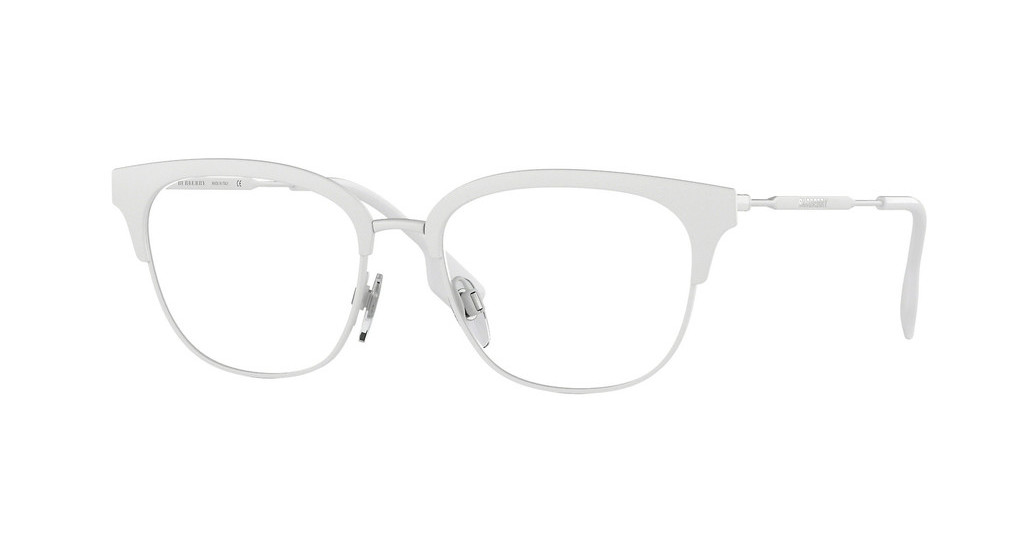 Burberry   BE1334 1291 MATTE WHITE