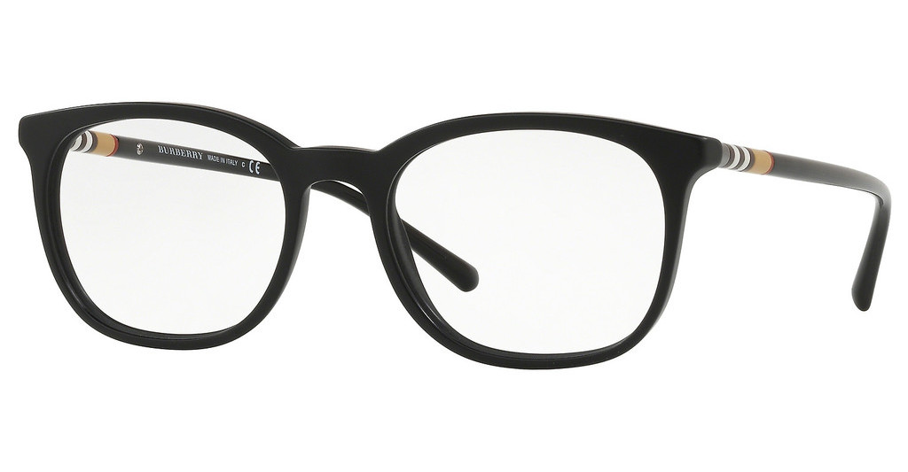 Burberry   BE2266 3464 MATTE BLACK