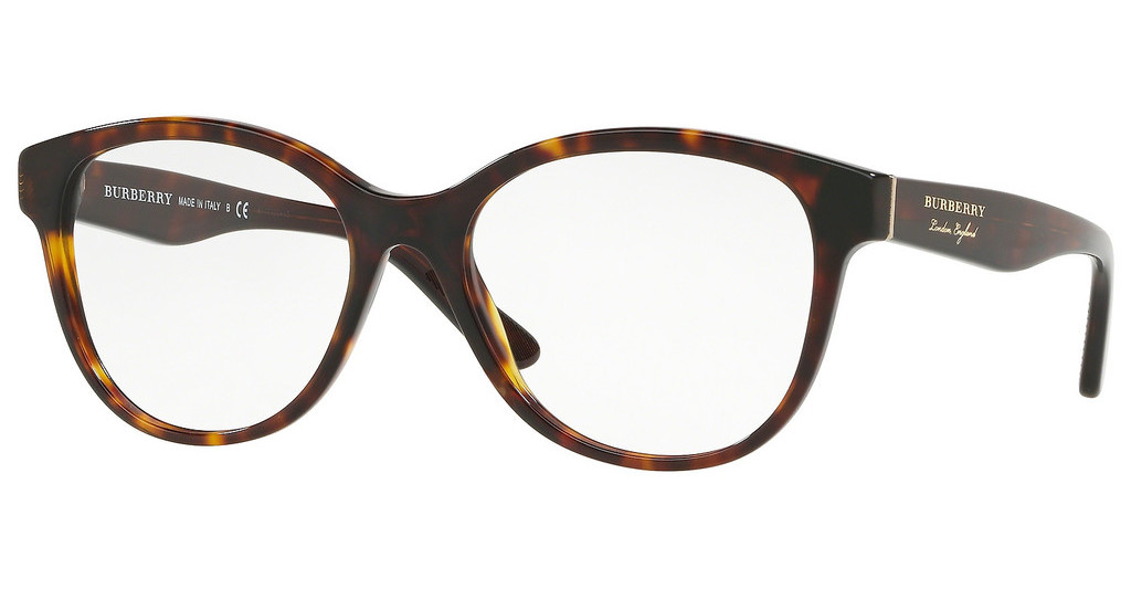 Burberry   BE2278 3002 DARK HAVANA