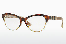 Gafas de diseño Burberry BE2235 3601 - Marrones, Havanna