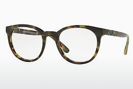 Gafas de diseño Burberry BE2250 3280 - Verdes, Marrones, Havanna