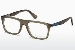 Gafas de diseño Diesel DL5262 046 - Marrones, Bright, Matt
