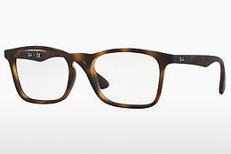 Gafas de diseño Ray-Ban Junior RY1553 3616 - Marrones, Havanna