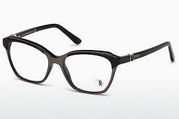 Gafas de diseño Tod's TO5163 050 - Marrones, Dark