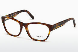 Gafas de diseño Tod's TO5179 053 - Havanna, Yellow, Blond, Brown