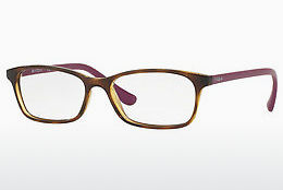 Gafas de diseño Vogue VO5053 2406 - Marrones, Havanna