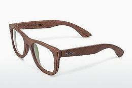 Gafas de diseño Wood Fellas Odeon (10719 walnut)