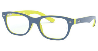 Ray-Ban Junior RY1555 3819 TOP BLUE ON YELLOW/BLACK
