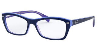 Ray-Ban RX5255 5776 TOP BLUE/AZURE/VIOLET