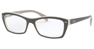 Ray-Ban RX5255 5778 TOP GREY/ICE/BEIGE