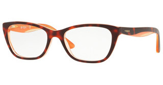 Vogue VO2961 2690 TOP HAVANA/MELON/TR ORANGE