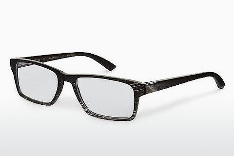 Gafas de diseño Wood Fellas Maximilian (10904 midnight)