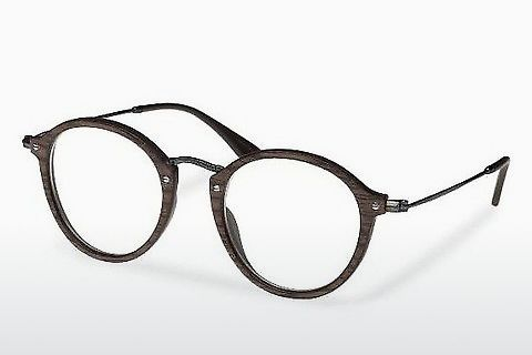 Gafas de diseño Wood Fellas Nymphenburg (10909 black oak)