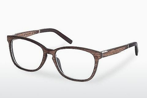 Gafas de diseño Wood Fellas Sendling (10910 walnut)