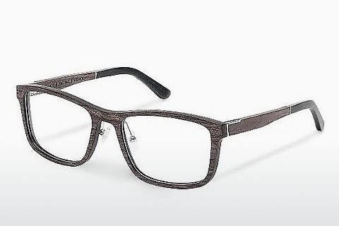 Gafas de diseño Wood Fellas Giesing (10918 black oak)