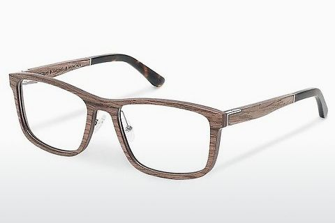 Gafas de diseño Wood Fellas Giesing (10918 walnut)