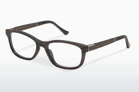 Gafas de diseño Wood Fellas Amalien (10919 black oak)