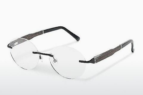 Gafas de diseño Wood Fellas Thalkirchen II (10924 ebony)