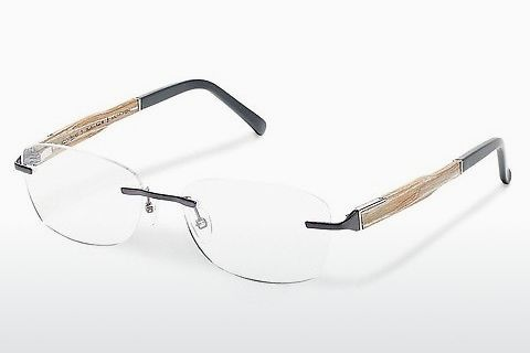Gafas de diseño Wood Fellas Thalkirchen III (10925 chalk oak)