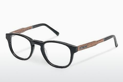 Gafas de diseño Wood Fellas Bogenhausen (10926 walnut/black)