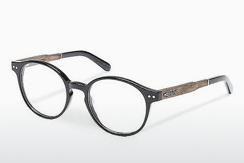 Gafas de diseño Wood Fellas Solln (10929 walnut/black)