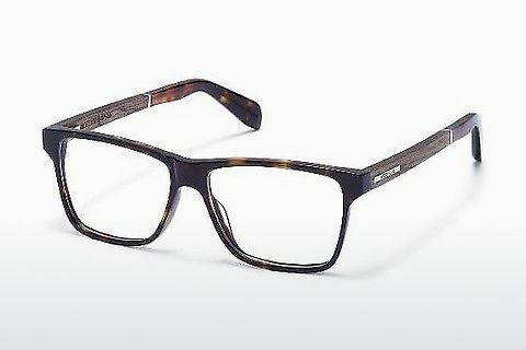 Gafas de diseño Wood Fellas Waldau (10941 walnut)