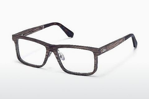 Gafas de diseño Wood Fellas Eisenberg (10943 walnut)