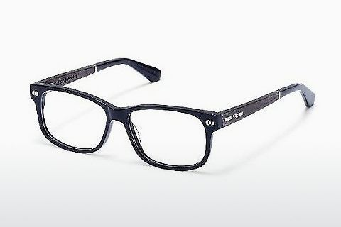 Gafas de diseño Wood Fellas Marienberg (10946 black oak)