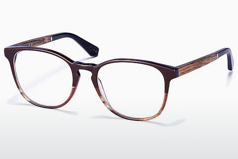 Gafas de diseño Wood Fellas Greifenberg (10964 walnut)