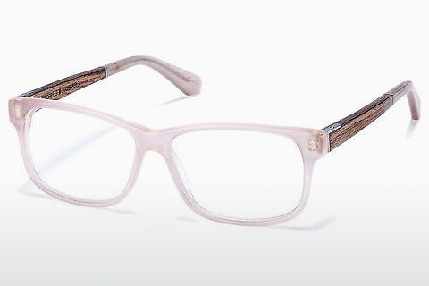Gafas de diseño Wood Fellas Marienberg Premium (10994 walnut/gold)