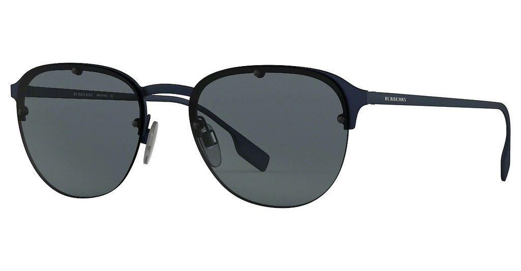 Burberry   BE3103 128887 GREYBLUE RUBBER