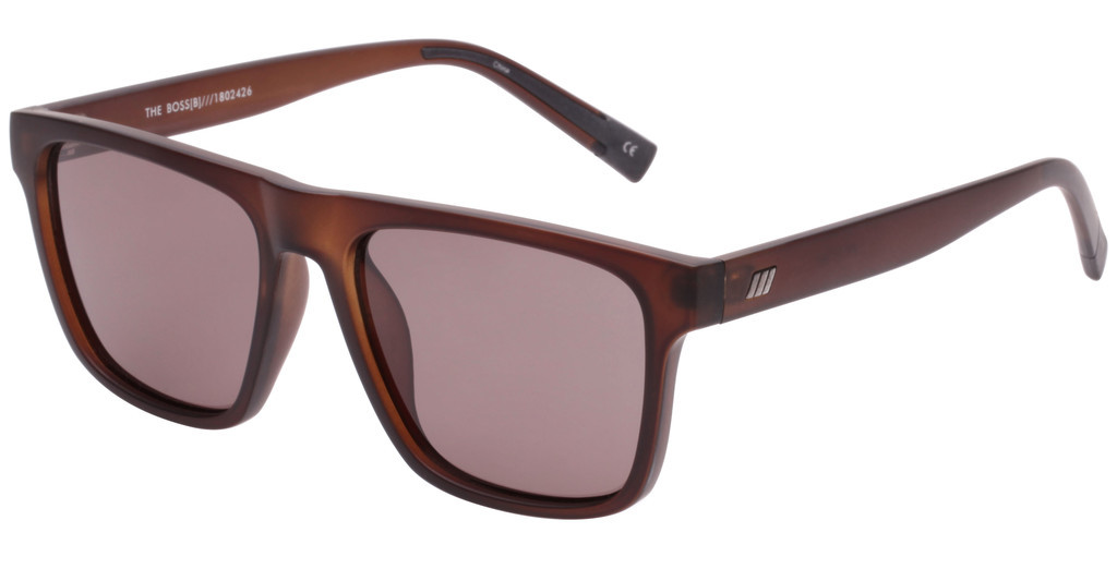 Le Specs   THE BOSS LSP1802426 WARM SMOKE MONOMATTE MOCHA